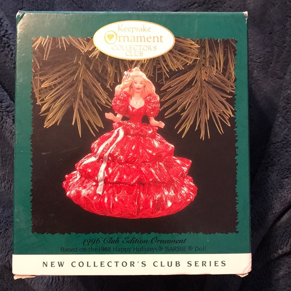 Mattel Other - Keepsake Ornament Collector's Club